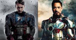 Captain America con Iron Man nel terzo film di Captain America 3
