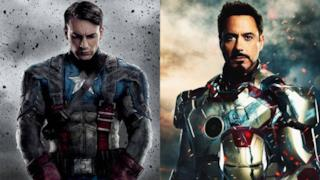 Captain America con Iron Man nel terzo film di Captain America 3