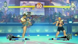 Rousey viene messa KO da Holm anche in un videogioco