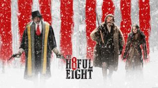 Tarantino lascia in libertà i character poster di The Hateful Eight