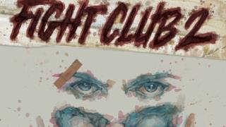 copertina del fumetto di Fight Club 2