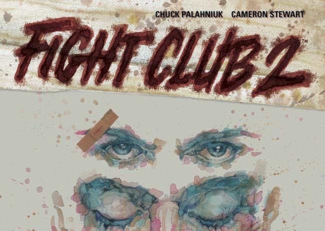 copertina del fumetto di Fight Club 2