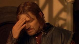 Boromir lamenta le peggiori password del 2014