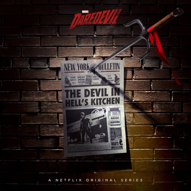 Elektra farà il suo debutto nella seconda stagione di Daredevil