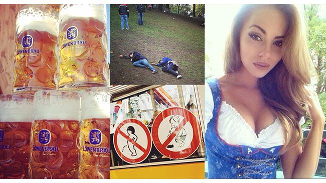 Oktoberfest: può succedere di tutto!
