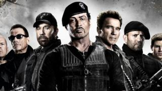 Il cast di The Expendables