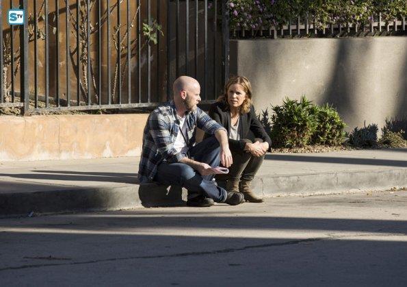 Riprese sul set di Fear the Walking Dead