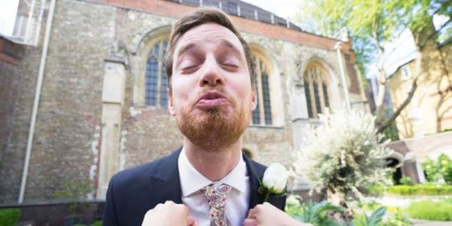 Gli scenari catturati dalla Wedding Action Cam
