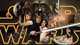 Il cast origianale della saga di Star Wars