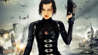 Milla Jovovich interpreta Alice in Resident Evil