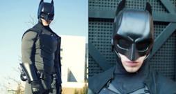 Il costume di Batman di Jackson Gordon