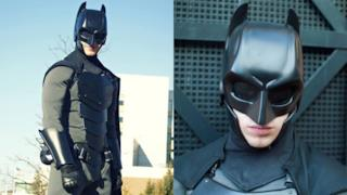 Il costume di Batman di Jackson Gordon