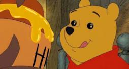 Winnie Pooh e il suo amore per il miele