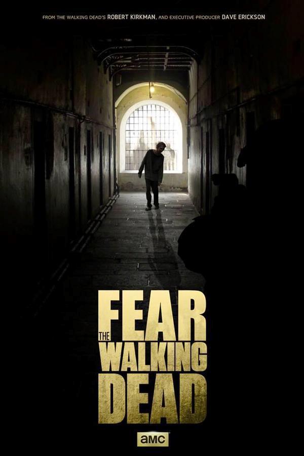 Primo poster di Fear the Walking Dead