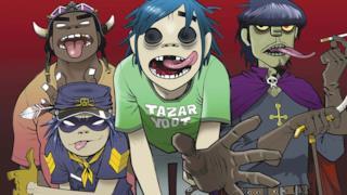 Il gruppo musicale virtuale Gorillaz