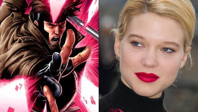 Lea Seydoux si unirà al film di Gambit