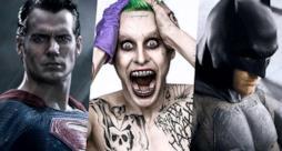 Batman, Superman e il Joker dell'universo cinematografico DC