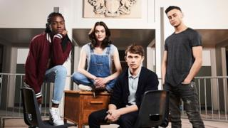 Doctor Who, il cast dello spinoff Class