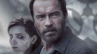 Arnold Schwarzenegger e Abigail Breslin in Maggie