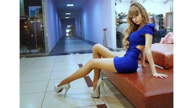 Angelica Kenova la Barbie vivente - 1