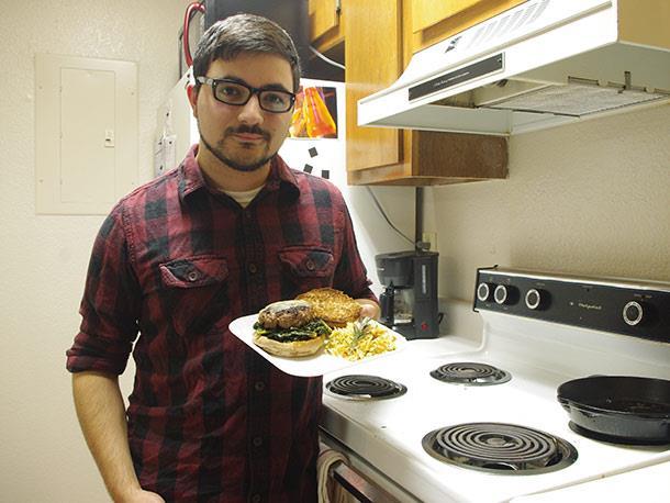 Cole Bowden, il creatore del libro di ricette ispirato alla serie Bob's Burgers