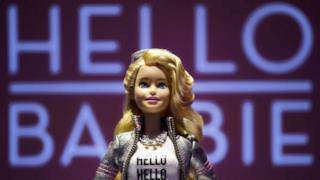 Hello Barbie: il prototipo presentato a ToyFair