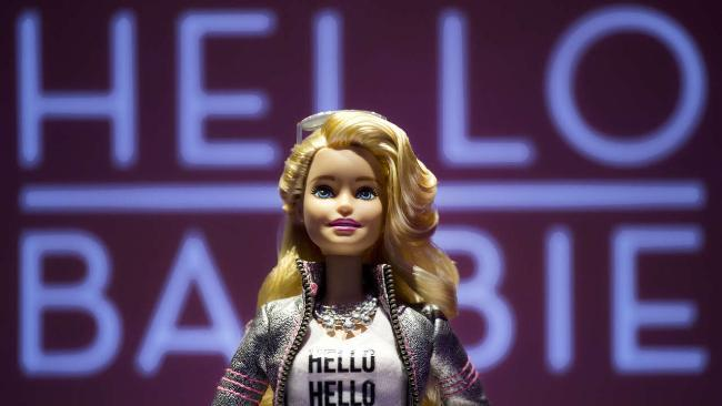 Hello Barbie: il prototipo presentato a ToyFair