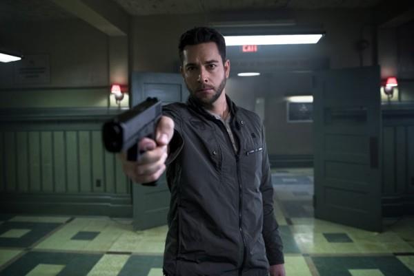 Zachary Levi in Heroes Reborn