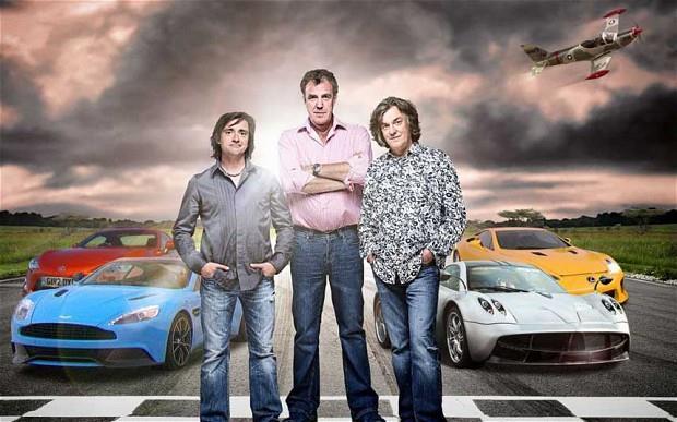 Il cast di Top Gear sbarca su Sky?