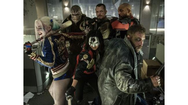 Suicide Squad pronta all'azione