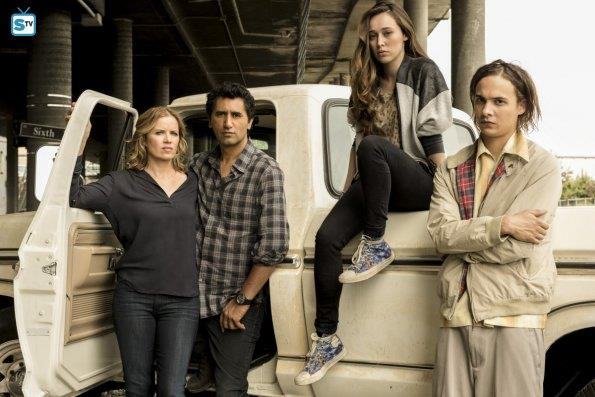 Una nuova foto del cast di Fear the Walking Dead