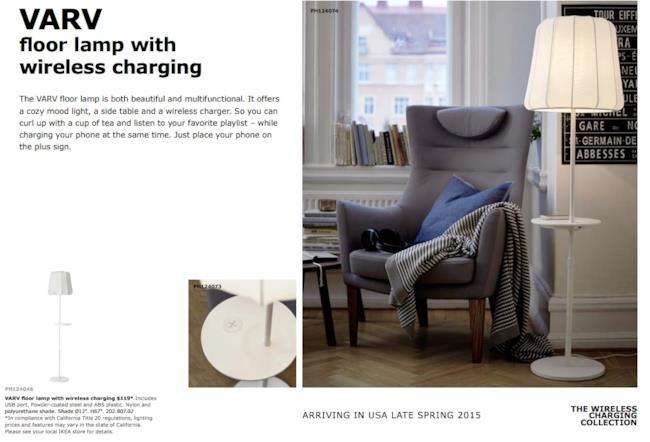 Lampada VARV di IKEA