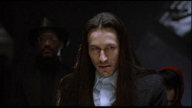 Michael Wincott nel film del Corvo del '94