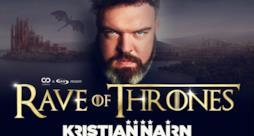 DJ Hodor porta Rave Of Thrones a Londra