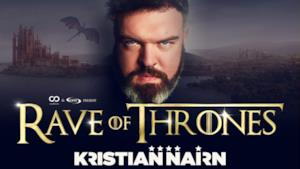 DJ Hodor porta Rave Of Thrones a Londra