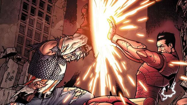 Iron Man e il nuovo Capitan America si scontreranno in Civil War 2?