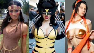 Le cosplayer più hot del mondo sono tutte qui