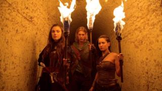 Prima immagine ufficiale di The Shannara Chronicles