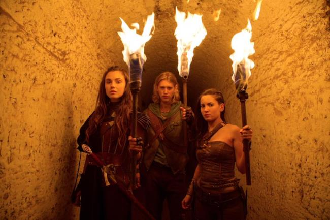 Prima immagine ufficiale di The Shannara Chronicles