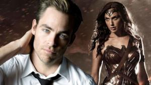 Chris Pine sarà nel film di Wonder Woman