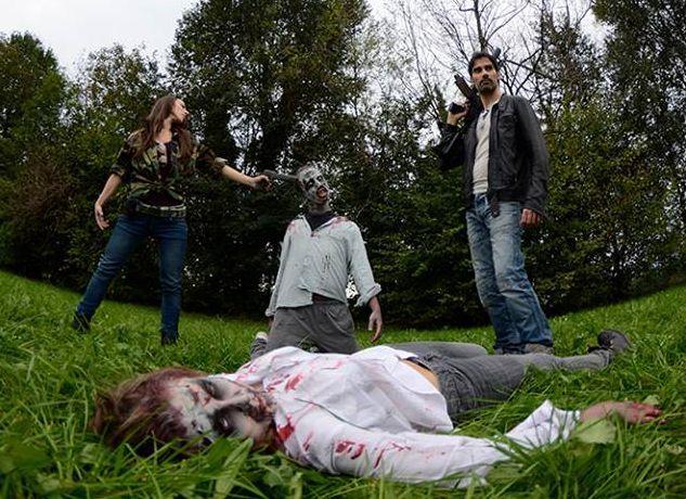 Apocalisse Zombie a Torino: immagine promozionale