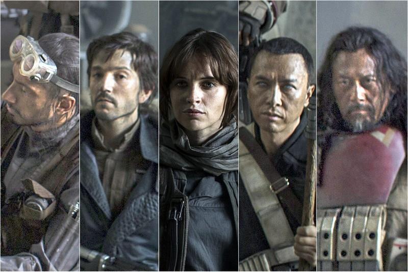 Il film Rogue One sulle origini di Star Wars, uscirà in Italia il 14 dicembre