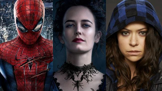 The Amazing Spider-Man, Penny Dreadful, Orphan Black sono in Tv questa sera