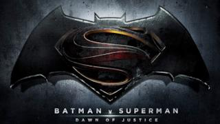 Batman V Superman logo ufficiale