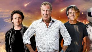 I conduttori di Top Gear