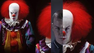 Will Poulter nel ruolo di Pennywise
