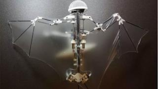 Nuove frontiere della robotica: il drone pipistrello!