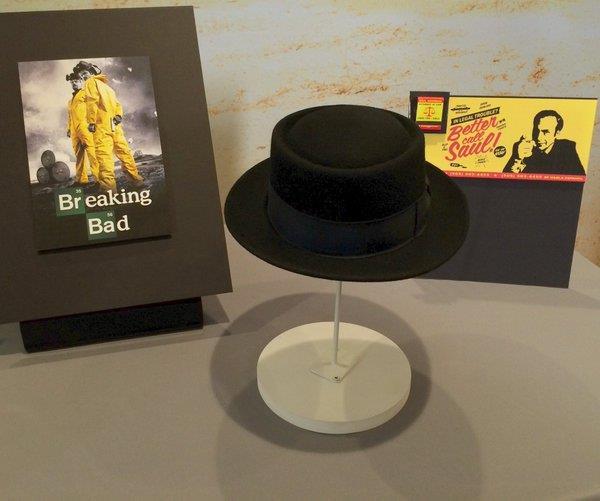 Sony ha donato il cappello di Walter White e altri oggetti di Breaking Bad allo Smithsonian