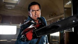 Bruce Campbell in Ash vs Evil Dead