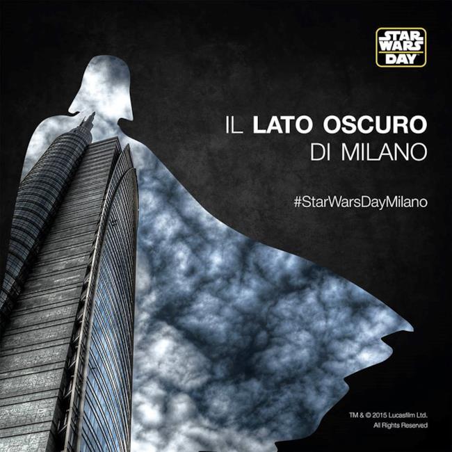 Lo Star Wars Day di Milano arriva il 3 maggio 2015